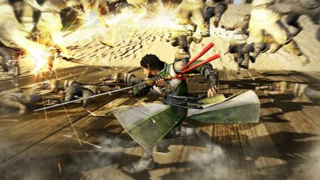 Dynasty Warriors 8 - 48901