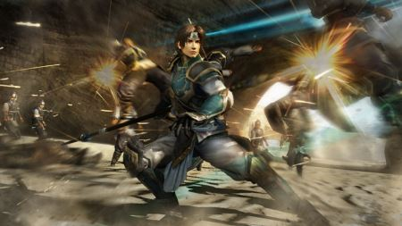 Dynasty Warriors 8 - 48902