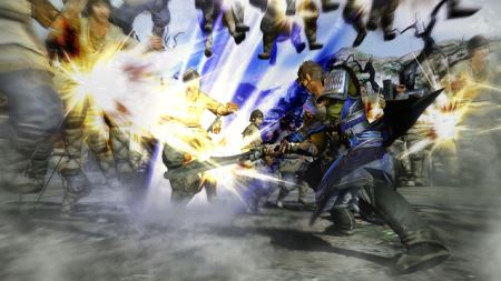 Dynasty Warriors 8 - 48906