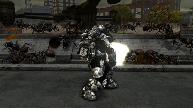 Earth Defense Force: Insect Armageddon - 44339