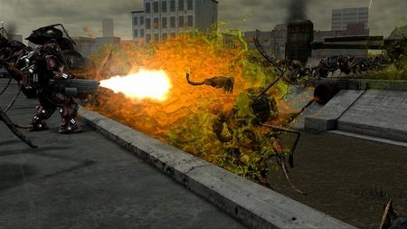 Earth Defense Force: Insect Armageddon - 44336
