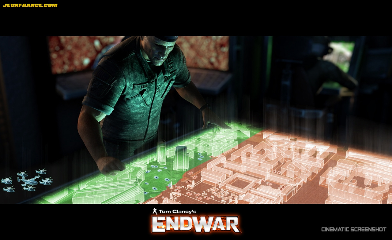 Tom Clancy's EndWar - 28641