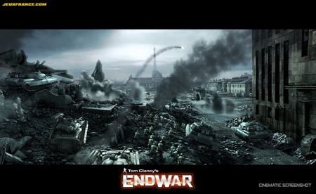 Tom Clancy's EndWar - 28642