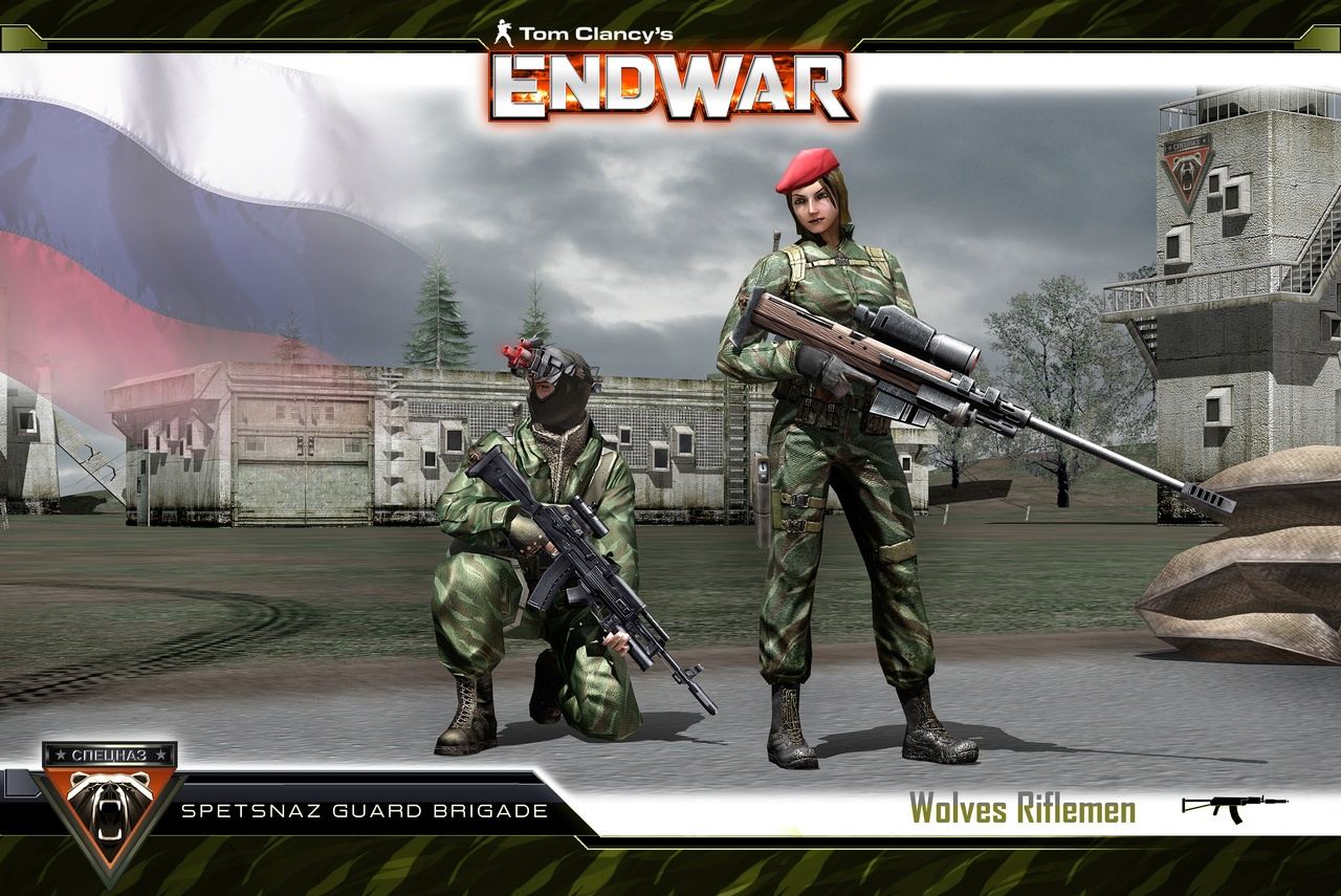 Tom Clancy's EndWar - 28631