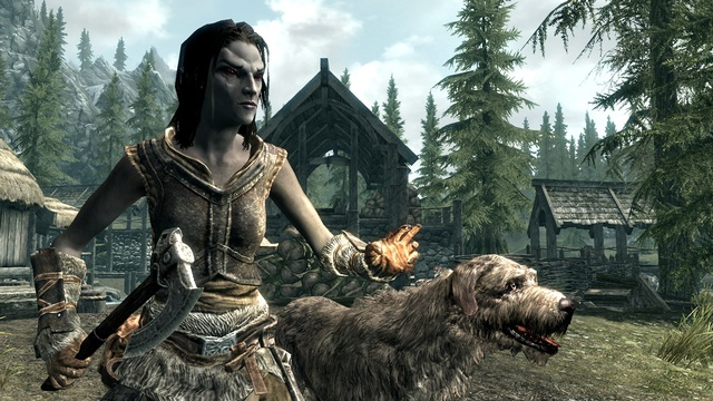 The Elder Scrolls V: Skyrim - 45290