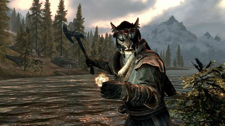 The Elder Scrolls V: Skyrim - 45292
