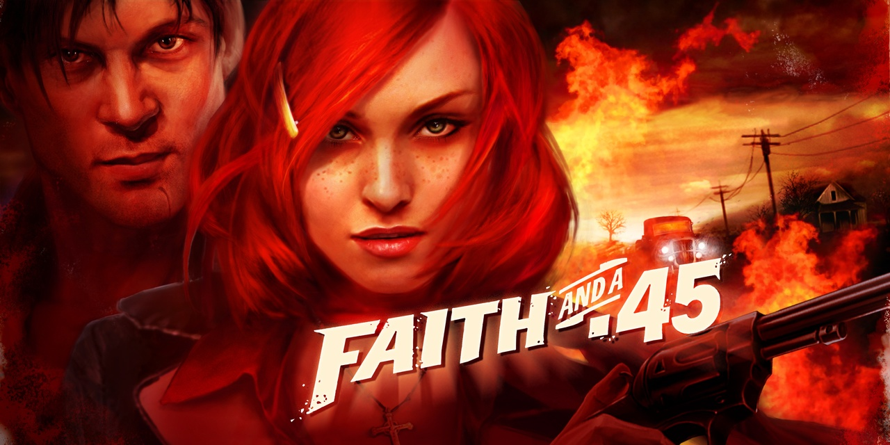 Faith and a .45 - 19426