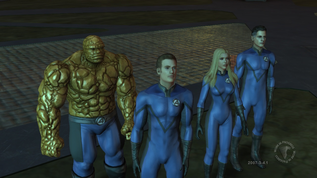 Fantastic Four: Rise of the Silver Surfer - 06712