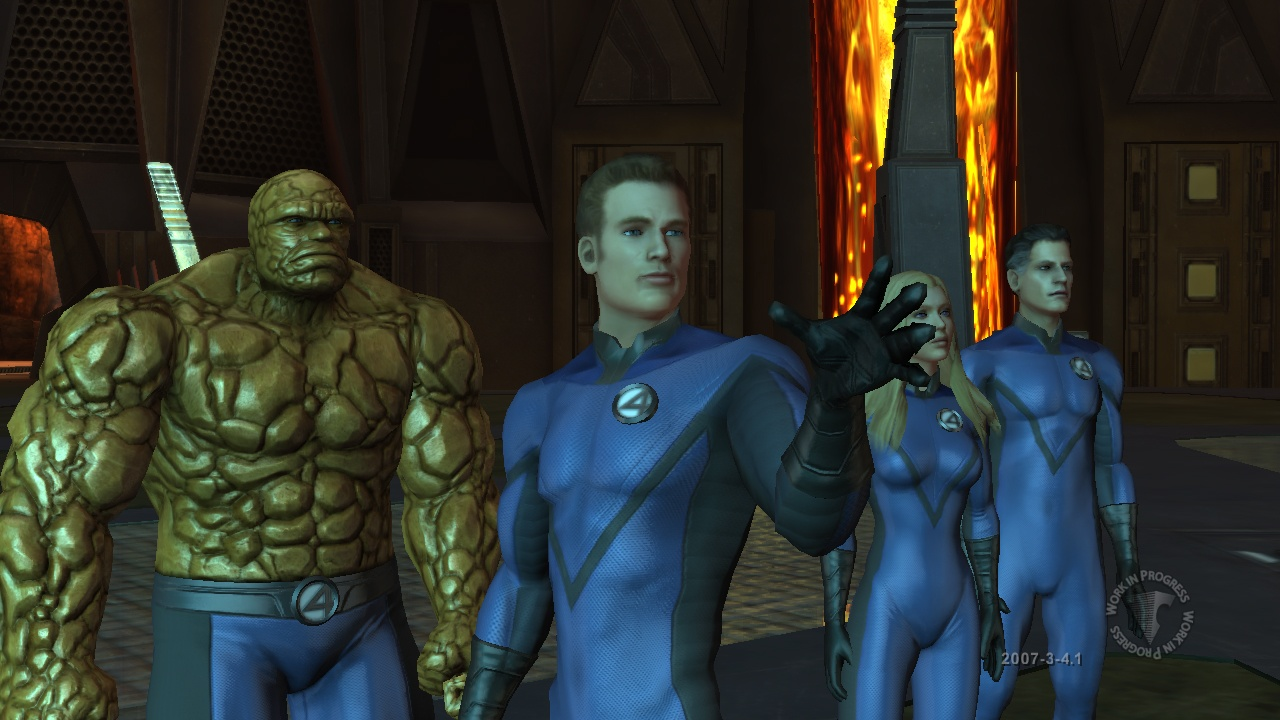 Fantastic Four: Rise of the Silver Surfer - 06713