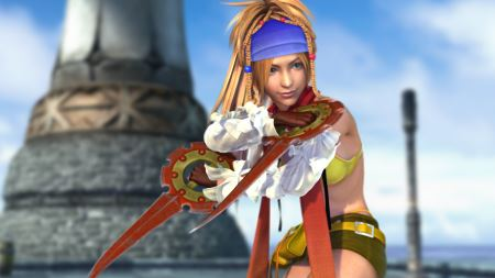 Final Fantasy X/X-2 HD Remaster - 50235
