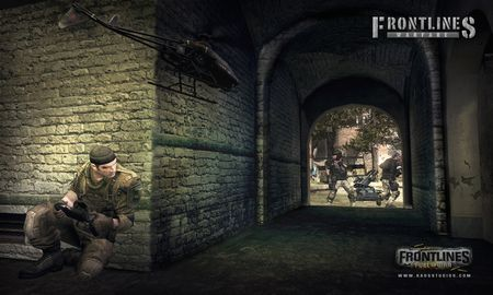 Frontlines: Fuel of War - 15229