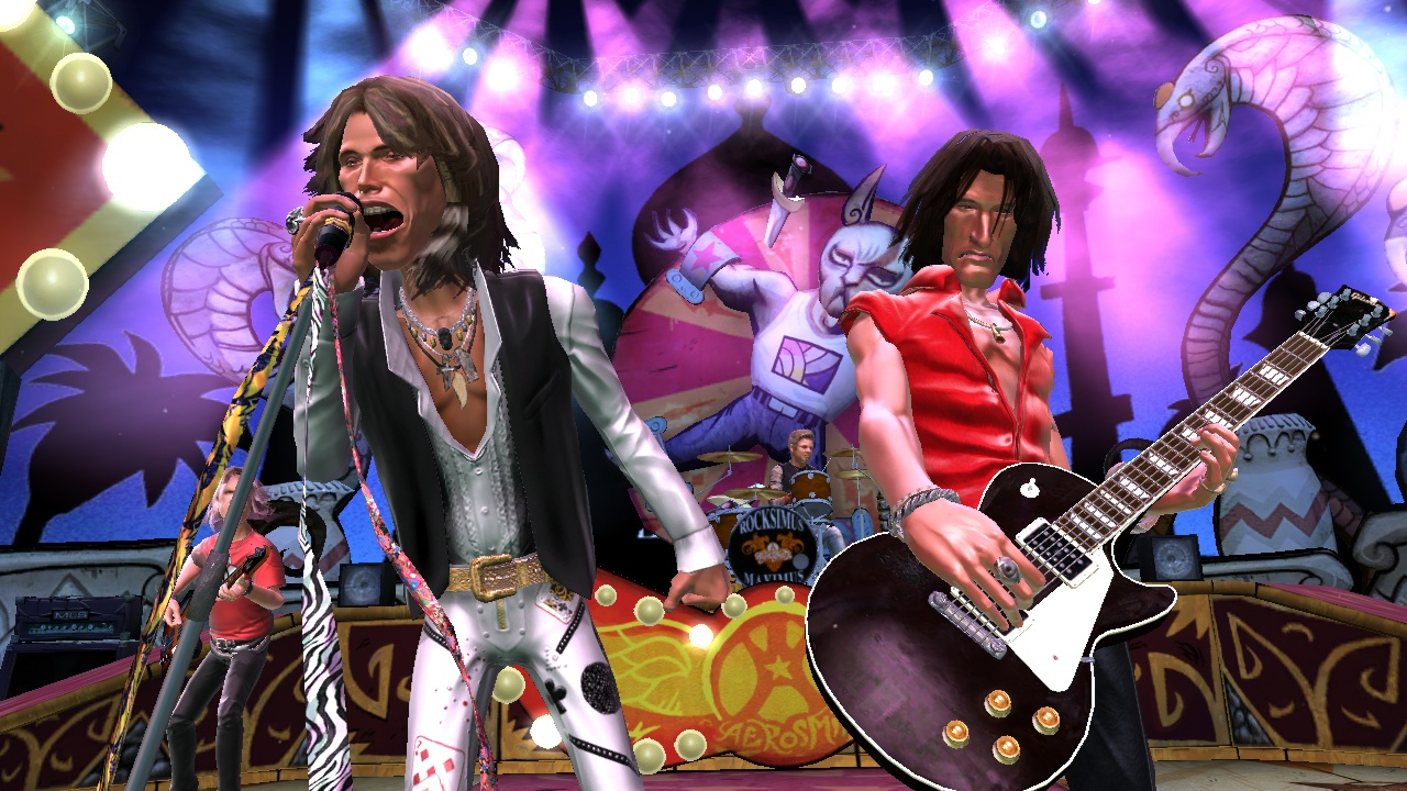 Guitar Hero: Aerosmith - 22977