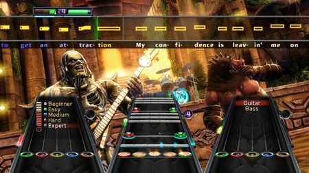 Guitar Hero: Warriors of Rock - 41075