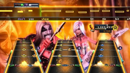 Guitar Hero: Warriors of Rock - 41077