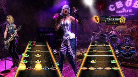 Guitar Hero: Warriors of Rock - 41073