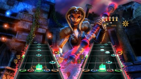 Guitar Hero: Warriors of Rock - 41072