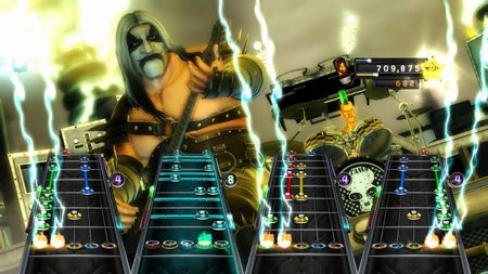 Guitar Hero: Warriors of Rock - 41074