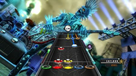 Guitar Hero: Warriors of Rock - 41076
