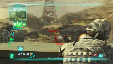 Ghost Recon Advanced Warfighter 2 - 07675