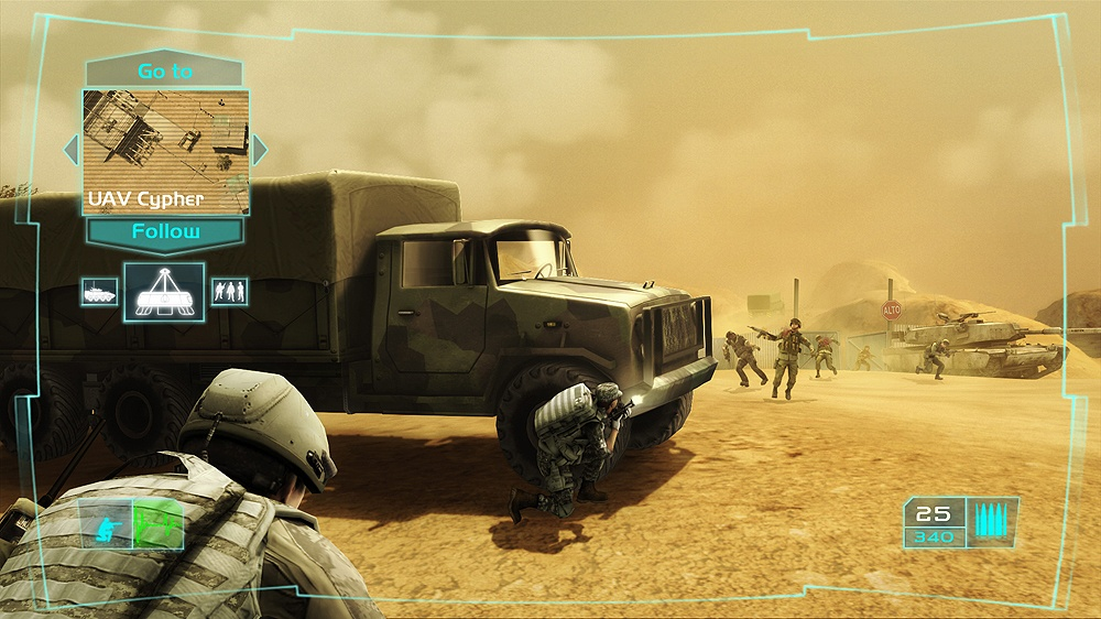 Ghost Recon Advanced Warfighter 2 - 07679