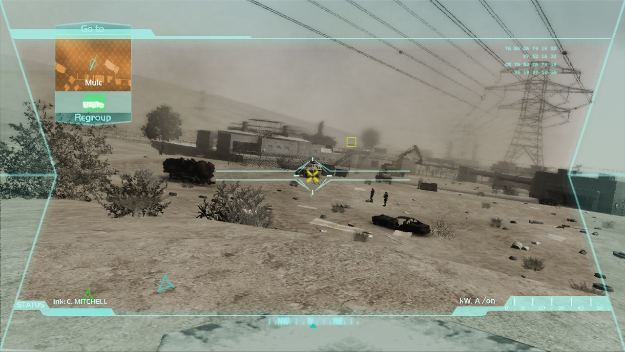 Ghost Recon Advanced Warfighter 2 - 07662