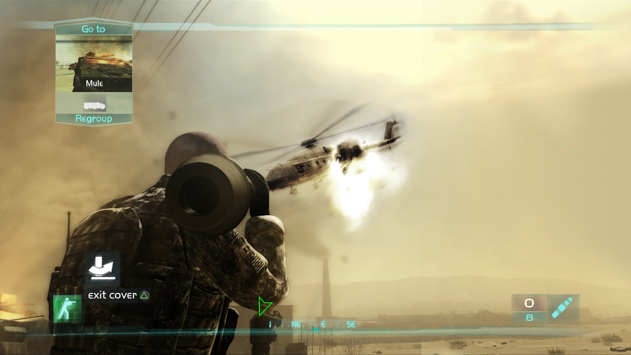 Ghost Recon Advanced Warfighter 2 - 07666