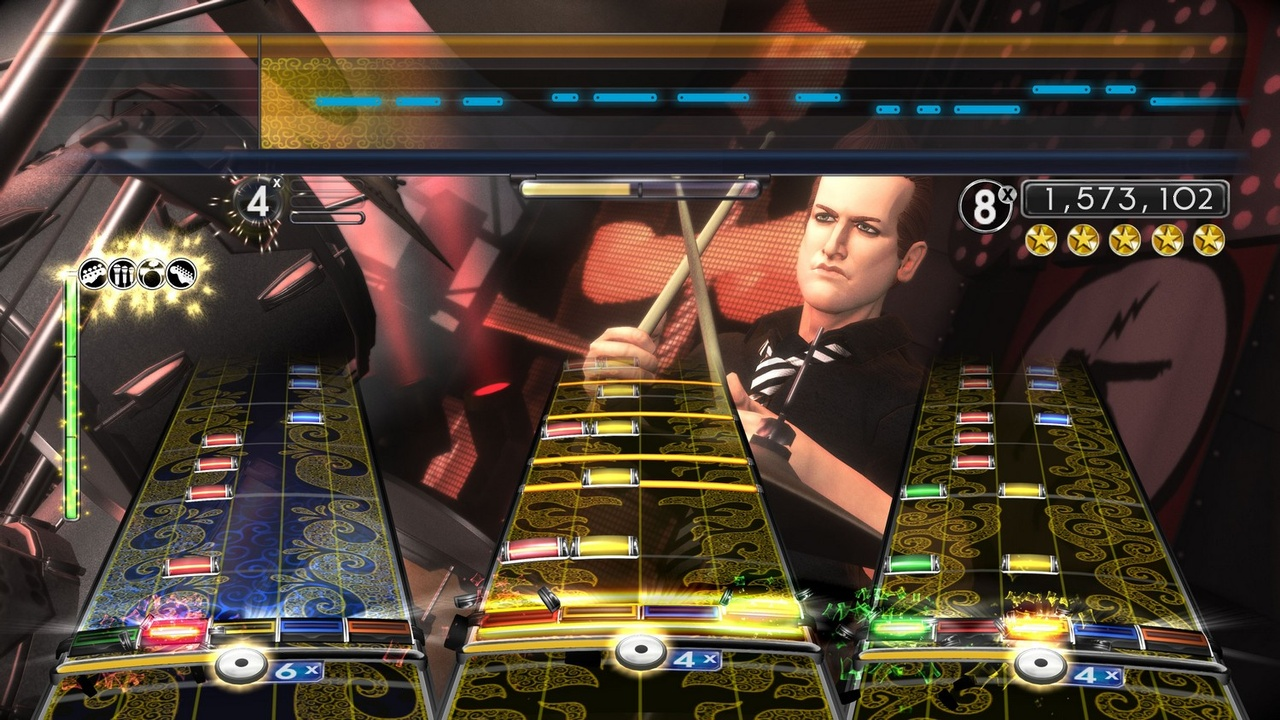 Green Day: Rock Band - 40022