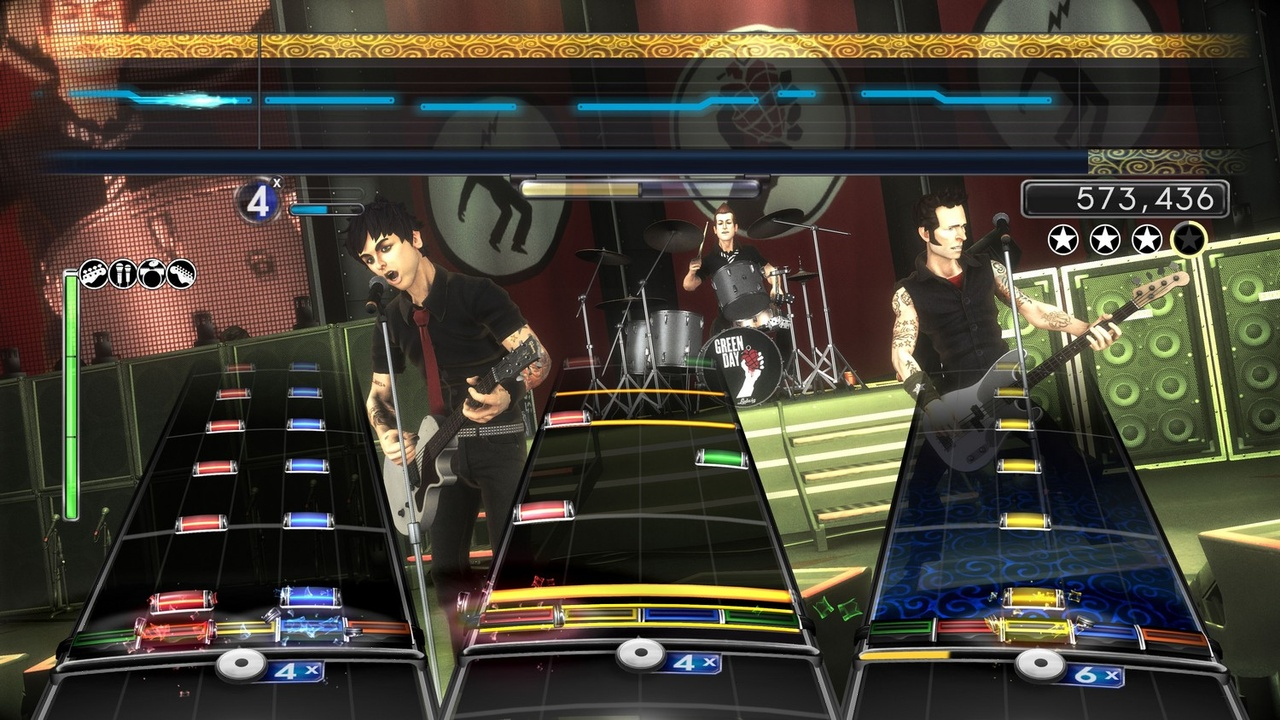 Green Day: Rock Band - 40023