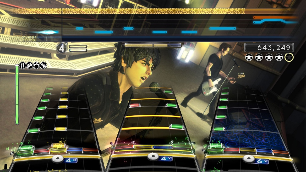 Green Day: Rock Band - 40029