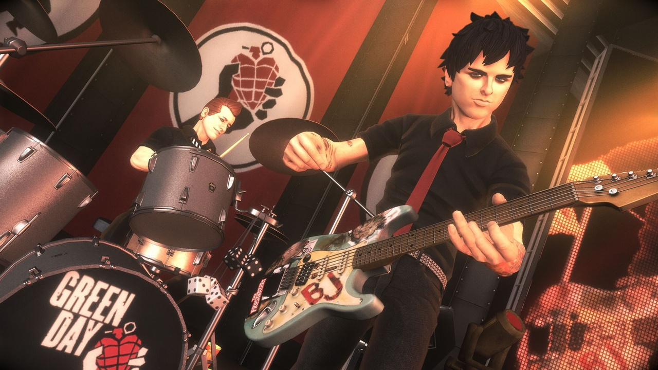 Green Day: Rock Band - 40025