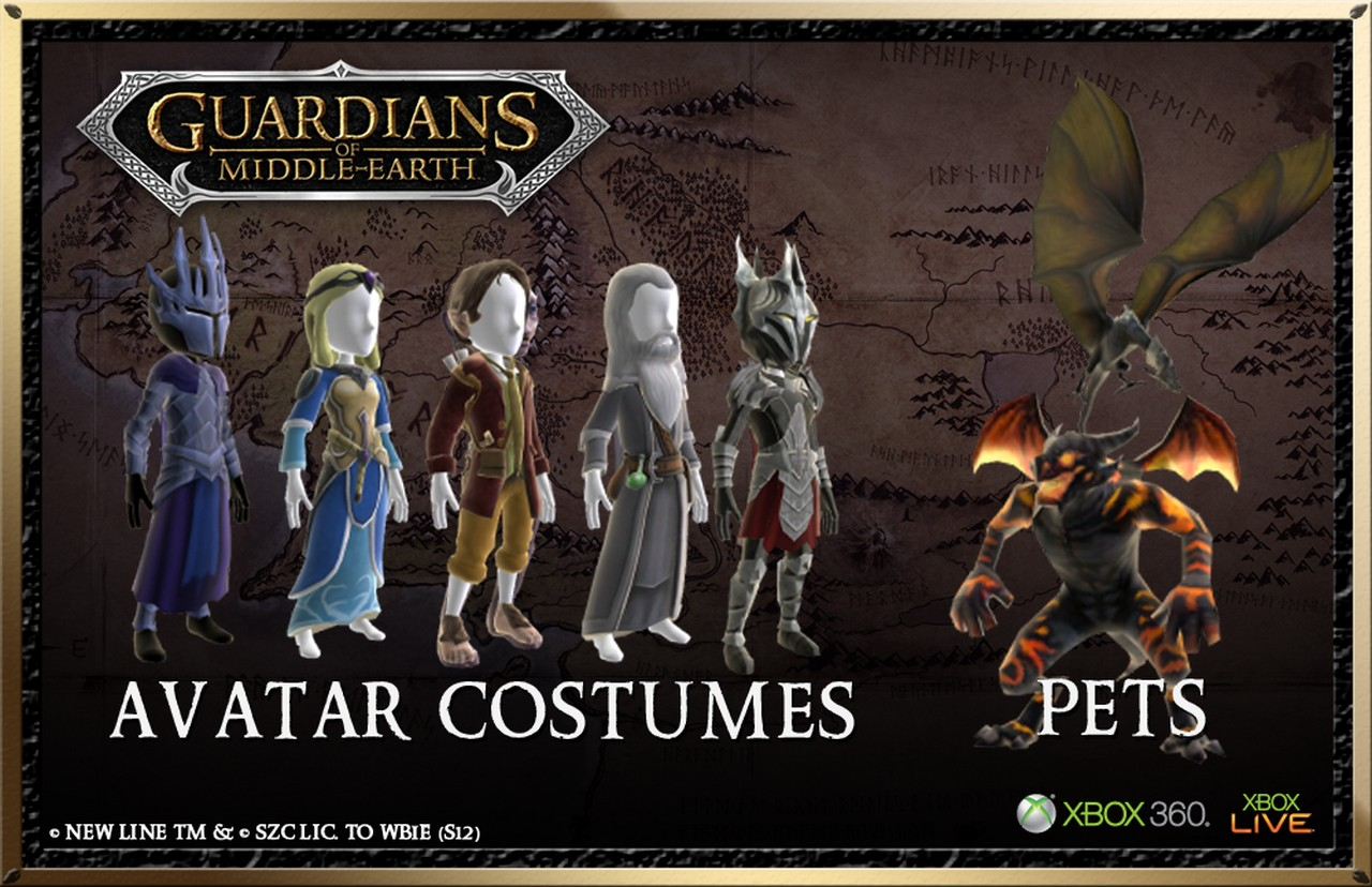 Guardians of Middle Earth - 47841