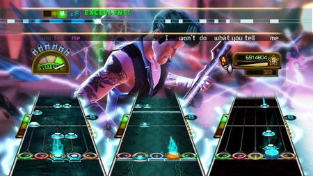 Guitar Hero: Smash Hits - 34347