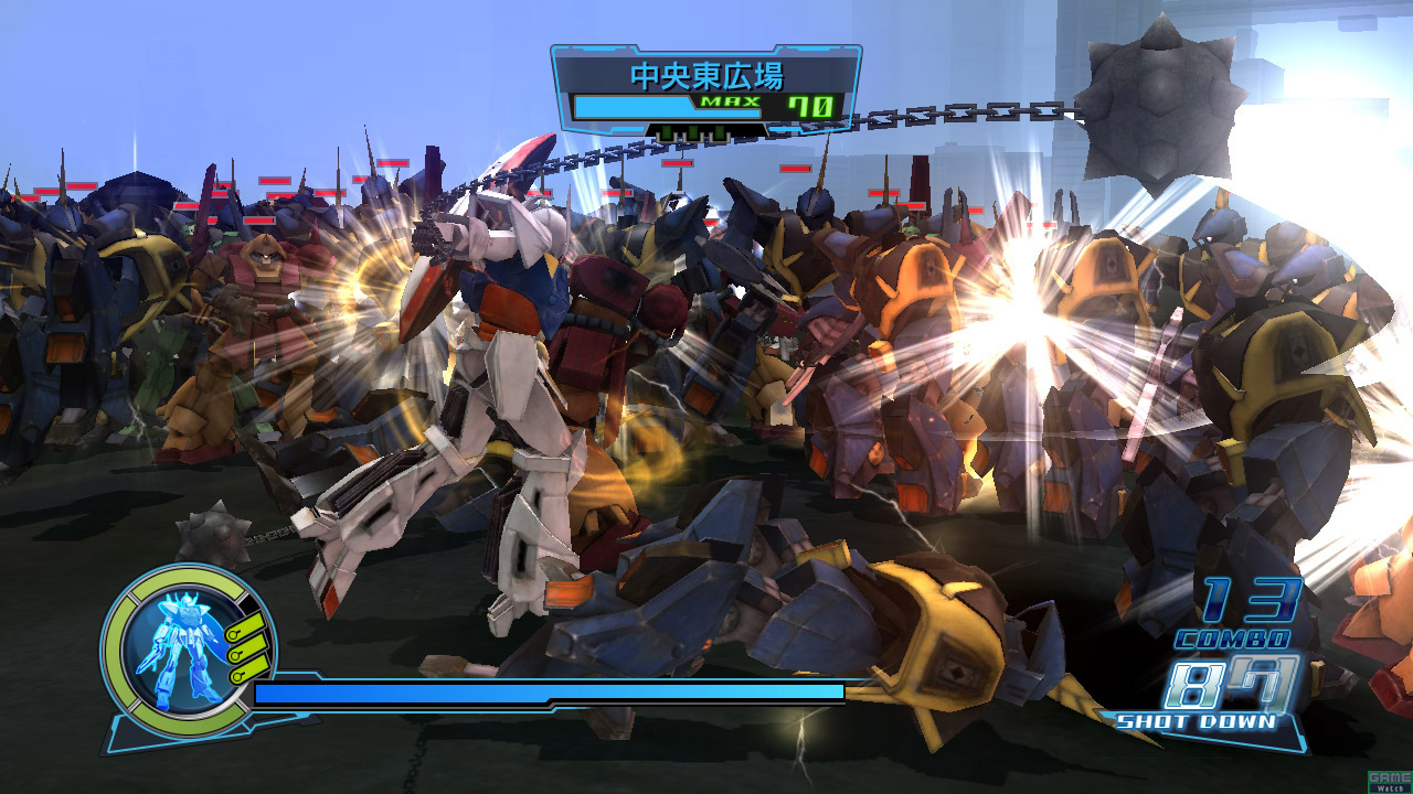 Dynasty Warriors: Gundam - 11343