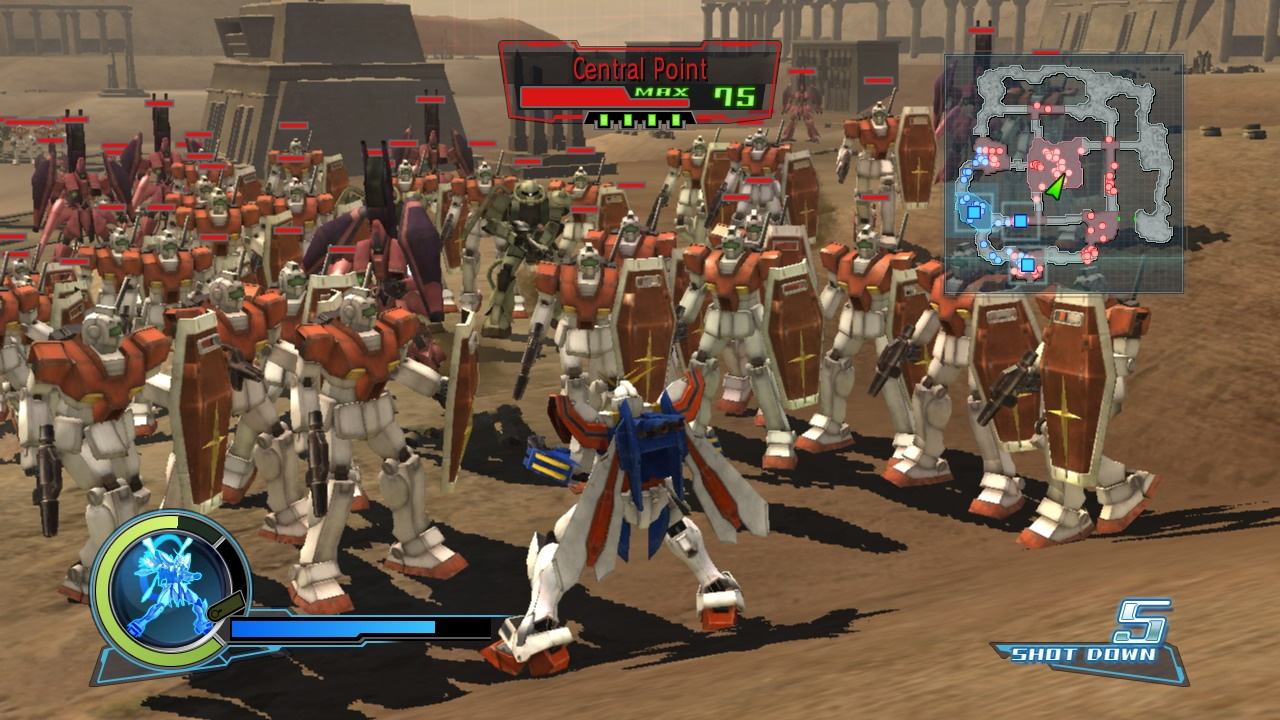 Dynasty Warriors: Gundam - 11311