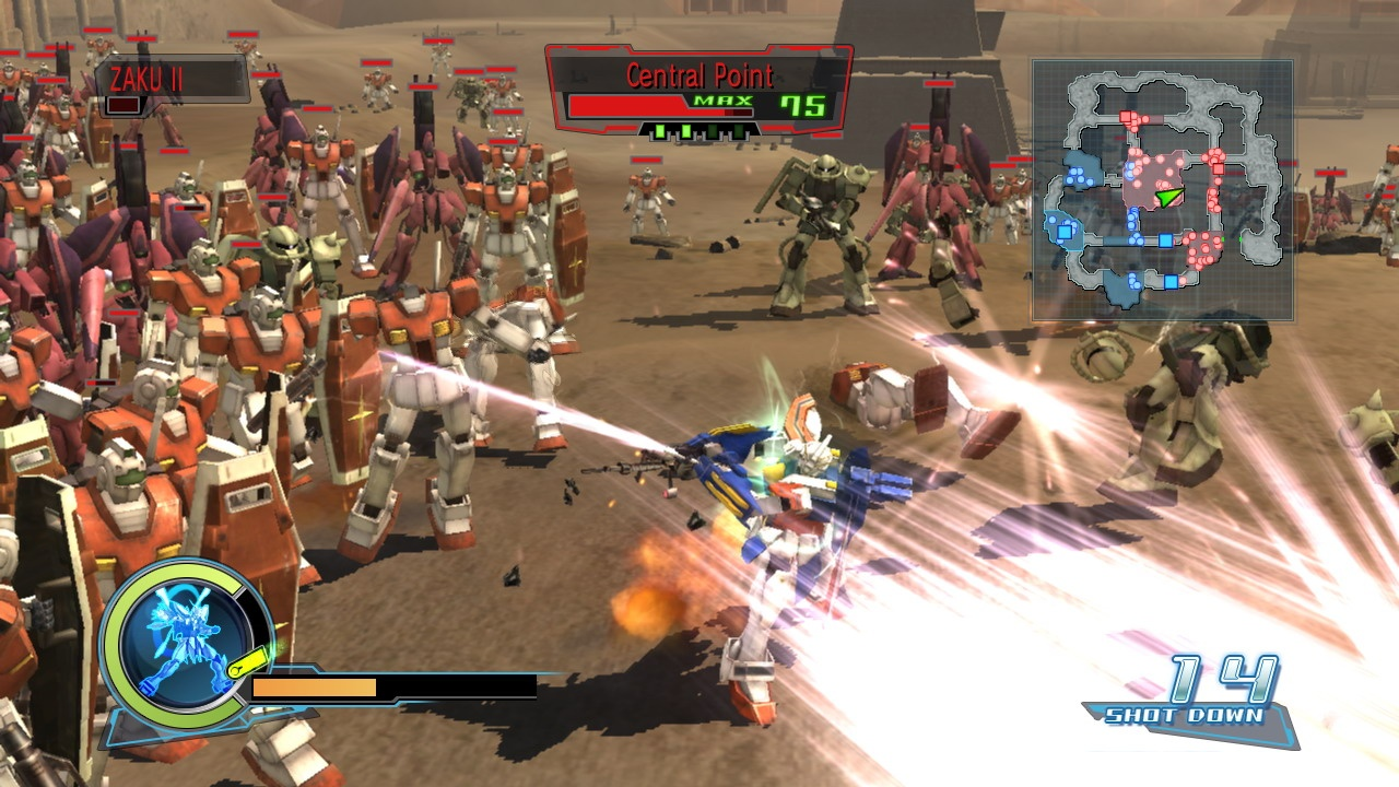 Dynasty Warriors: Gundam - 11312