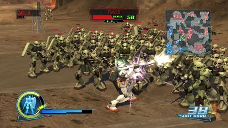 Dynasty Warriors: Gundam - 11315