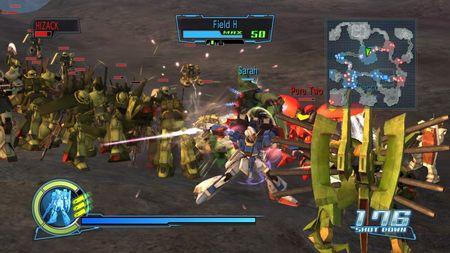 Dynasty Warriors: Gundam - 11322