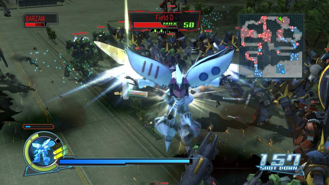 Dynasty Warriors: Gundam - 11323