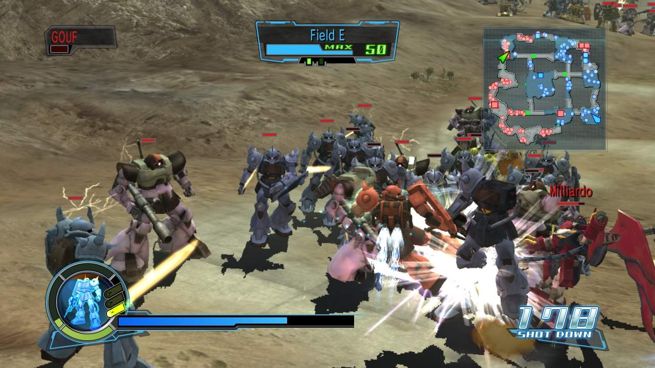 Dynasty Warriors: Gundam - 11326