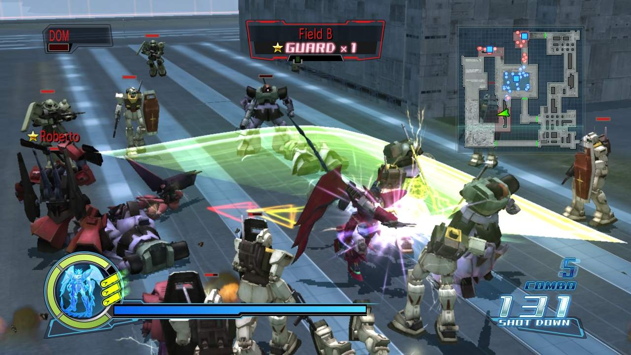 Dynasty Warriors: Gundam - 11329