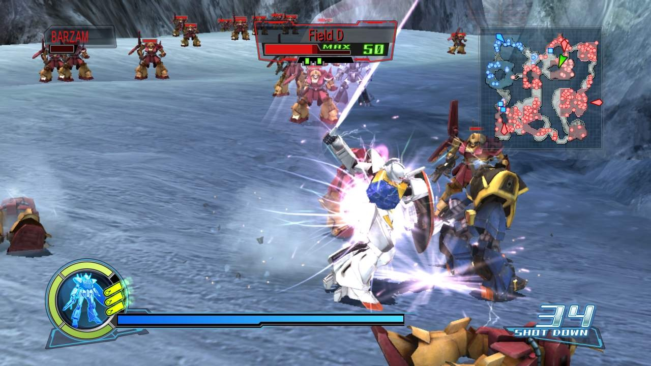Dynasty Warriors: Gundam - 11331