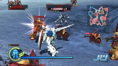 Dynasty Warriors: Gundam - 11332