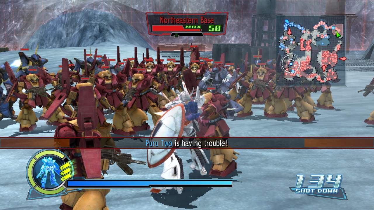 Dynasty Warriors: Gundam - 11333