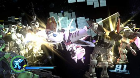 Dynasty Warriors: Gundam - 11292