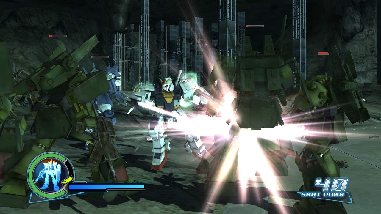 Dynasty Warriors: Gundam - 11293