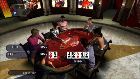 High Stakes Poker on the Vegas Strip - 06553