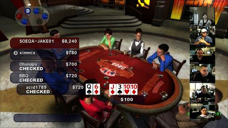 High Stakes Poker on the Vegas Strip - 06555