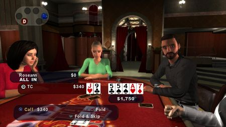 High Stakes Poker on the Vegas Strip - 06556