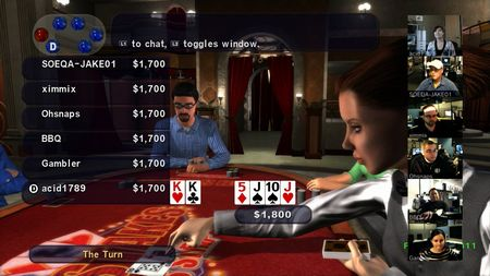High Stakes Poker on the Vegas Strip - 06559