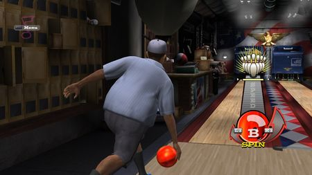 High Velocity Bowling - 16802